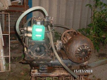 Продаю мощный советский компрессор в Бишкек