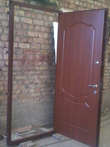 Изготавливаем    бронированные и металлические двери на заказ, для в Бишкек - фото 3