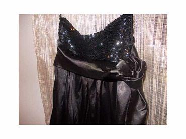 Haljina obucena samo jednom, kao nova. balon haljina koja ima top, a - Kraljevo