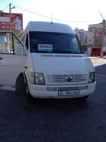 купить бус в рассрочку в Кыргызстан: Mercedes-Benz