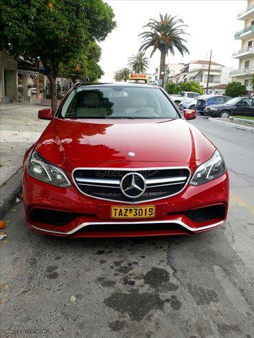 Mercedes-Benz E 220 2.2 l. 2014 | 276000 km
