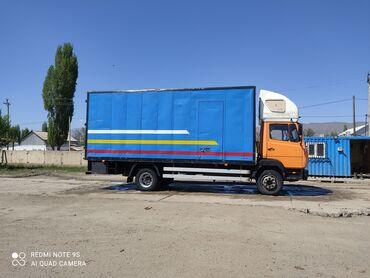 продажа рефрижераторов бу в Кыргызстан: Мерс 1117 6.куб турбина 19.5 бутка узуну 6.20 автаномка рация