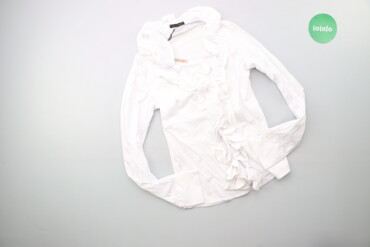 Жіноча класична сорочка з рюшами Be Tween, p. M    Довжина: 57 см Шири