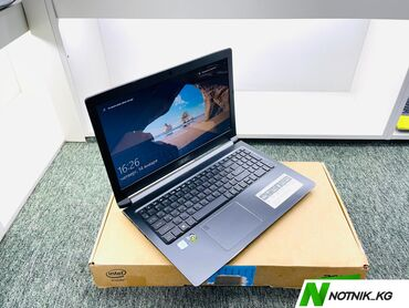 Ноутбук игровой мощный-Acer Aspire