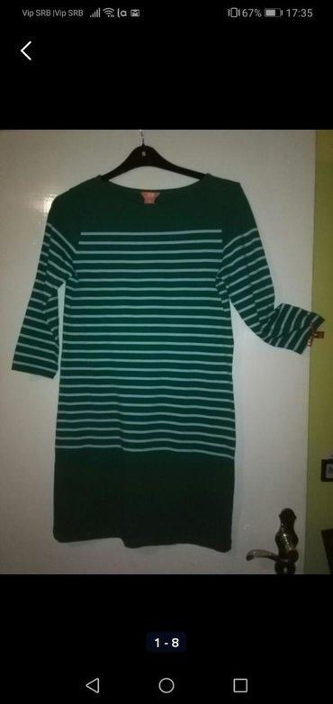 Haljine - Sombor: Tunika haljina zelena, samo oprana