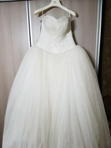 Продаю шикарное свадебное платье. в Бишкек