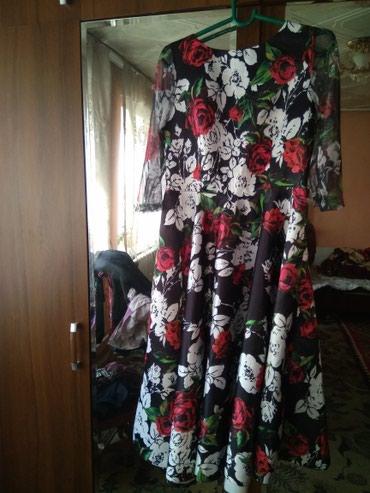 Продаю платье 44-46 размер, 1 раз одевала на свадьбу в Кок-Ой