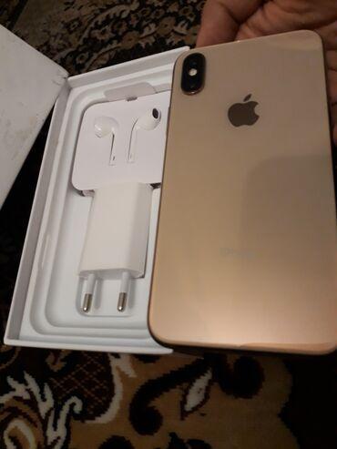 Мобильные телефоны - Бишкек: Б/У iPhone Xs 64 ГБ Розовое золото (Rose Gold)
