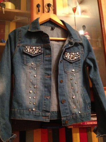 Куртка новая 650(42/44) в Бишкек