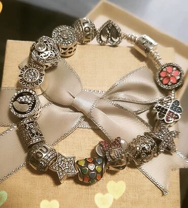 Personalni proizvodi - Cacak: Pandora privesci Srebro 925