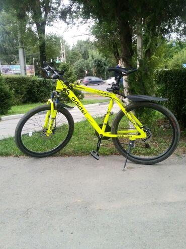 Велосипед сатам абалы ото жакшы. Рамасы, диски алюминий