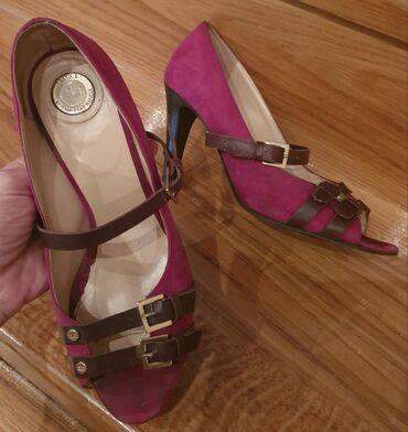 Celyn B - Elisabetta FRANCHI sandalete, sandale, bas dobre, neobicne