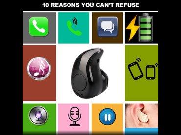 Bluetooth наушники s530 на правое ухо очень в Бишкек