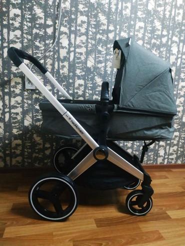 коляска-voondo-2в1 в Кыргызстан: Продаю коляску премиум класса 2 в 1 TwoMother цена со скидкой