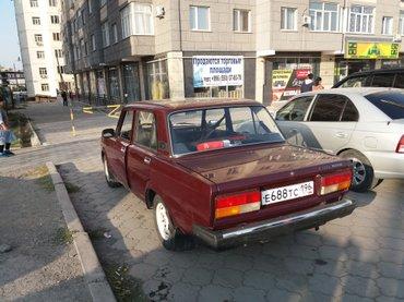 жигули ваз 2107 год 2007 инжектор.или меняю доплачу  в Бишкек
