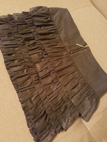Женская одежда - Мыкан: Кокетливая юбочка для модниц,размер S-M,распродаю всё,смотрите профиль
