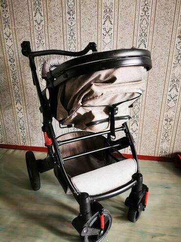 Детский мир - Кант: Продаю коляску-трансформер в отличном состоянии!