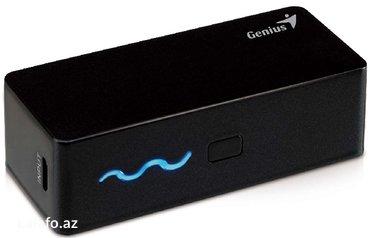 Samsung s5500 eco - Azerbejdžan: Powerbank orjinal genius 2600mah genius eco-u261 2600mah 100% orjinal
