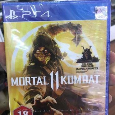 Bakı şəhərində Mortal kombat 11