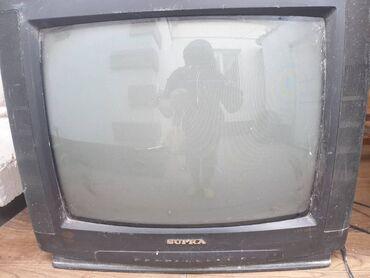 Продаю бу телевизор. Рабочий. 500 сом. Не писать в сообщении. ЗВОНИТЕ