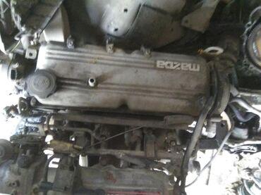 продам патефон в Кыргызстан: Продам двигатель, мазда 1.6, рабочий
