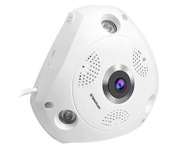 vstarcam в Азербайджан: Vstarcam C61S Fish eye camera  360° derece Panoramic камера  Internete