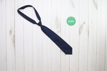 Аксессуары - Украина: Чоловіча синя краватка F&F    Довжина: 137 см Ширина: 9 см Матеріа