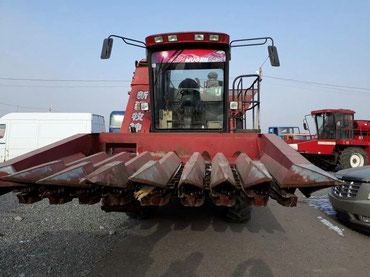 Продаю кукурузный камбайн свежый в Сокулук