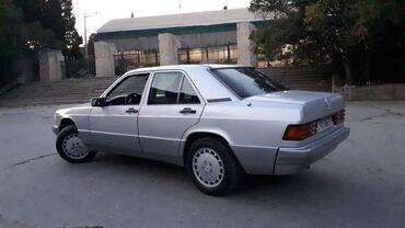 Mercedes-Benz 190 (W201) 2 l. 1993 | 400000 km