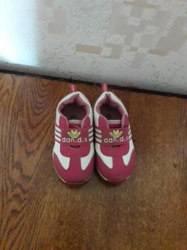 Детская обувь в Токмак: Продаю красовки 22р находимся г Токмок
