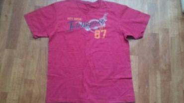 Мужская футболка ,размер L. отличное качество ,цвет темнее чем на фото в Бишкек