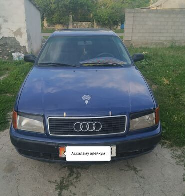 audi-a6-3-tdi в Кыргызстан: Audi S4 2.3 л. 1991 | 1 км
