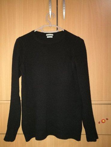 Benetton, ženski džemper, od merino vune, veličina l - Novi Banovci