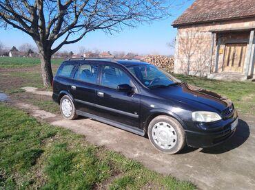 Opel | Srbija: Opel Astra 1.6 l. 2007