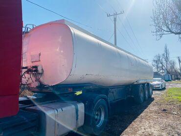 шины для грузовиков в Кыргызстан: Продаётся цистерна 1999года, сост отличное, все шины 80-90%, вложений