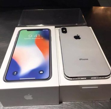 Apple iPhone X 256GB in Kathmandu