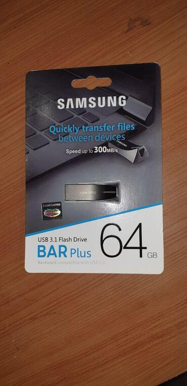карты памяти uhs ii u3 для видеорегистратора в Кыргызстан: USB флешки Samsung 64 GB