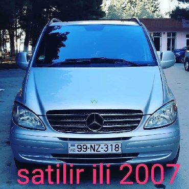 mercades vito - Azərbaycan: Mercedes-Benz Vito 2007