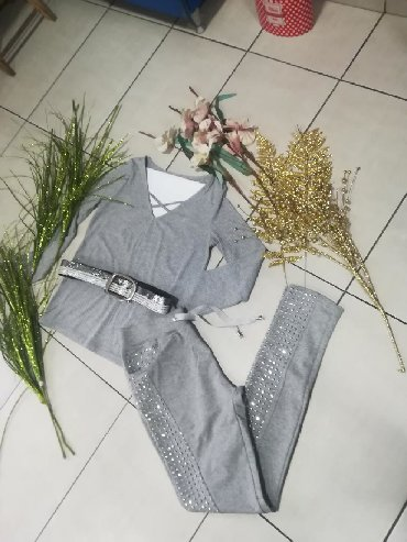 Pantalone-italijinemaju-elastin - Srbija: Pantalone extra model i kvalitet uvoz Turska pamuk elastin Vel S-M i