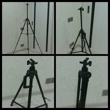Bakı şəhərində Штатив строительный - универсальный, для лазерного уровня, дальномера,