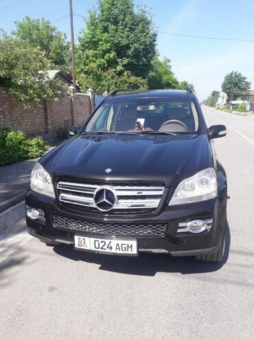 Mercedes-Benz в Кыргызстан: Mercedes-Benz GL-Class 4.5 л. 2007 | 175000 км