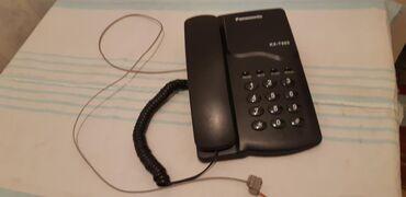 Продаются телефоны стационарные Panasonic и Советский раритетный в
