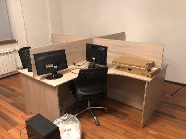ofis mebeli satilir в Азербайджан: Az işlənmiş ofis mebeli satılır. 2 ədəd, hər biri 4 nəfərlik. Real