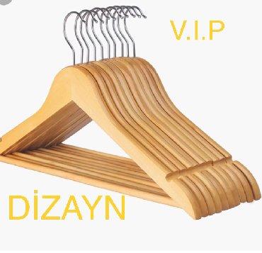 askı - Azərbaycan: Taxta askilar