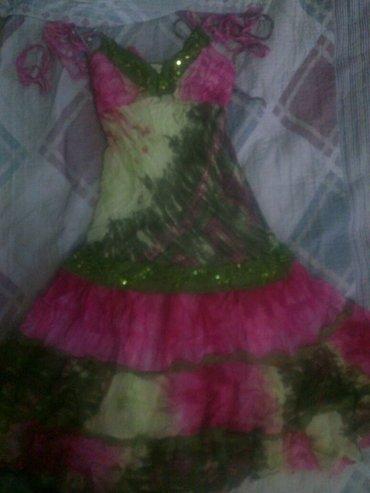 Платье-сарафан, одевала один раз, в Бишкек