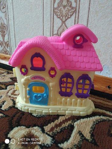 Домик кж - Кыргызстан: Домик куклы лол