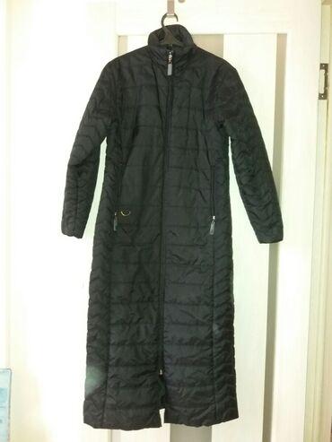 Куртки - Б/у - Бишкек: Куртка женская