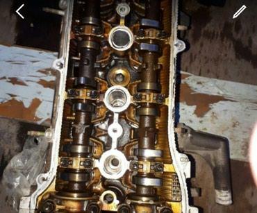 Двигатель тойота VVT-I обьем 2,4 / 2004 год ,на запчасти в Бишкек