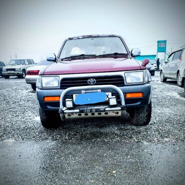 Toyota Hilux Surf 2.5 л. 1991