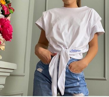 Extra kvalitetna majica Super model Extra kvalitet Vel S M L
